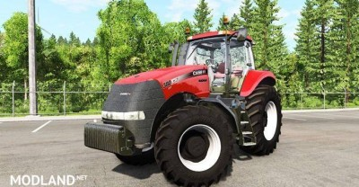 Case IH Magnum 380 CVT Tractor V 3.0 [0.8.0], 1 photo